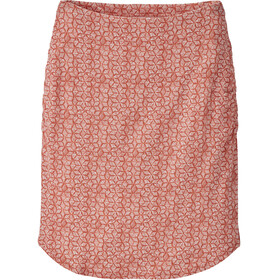 Patagonia W's Ribbon Falls Skirt Batik Hex Small: Quartz Coral